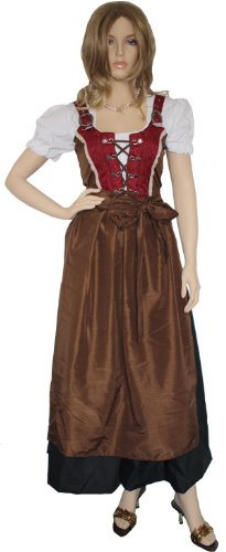 4-teiliges Dirndl Set